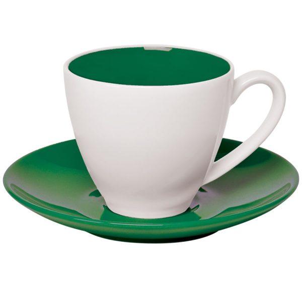 Чайная пара Galena зеленый-белый