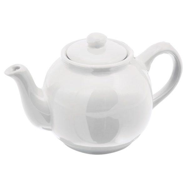 Чайник Лондон из фарфора с нанесением логотипа