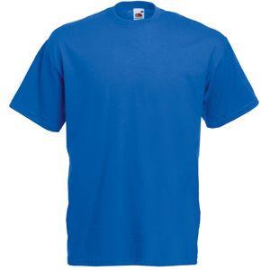 Футболка мужская Valueweight T синяя с нанесением логотипа