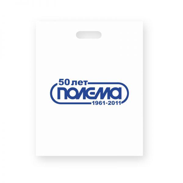 Пластиковые пакеты с логотипом компании 03