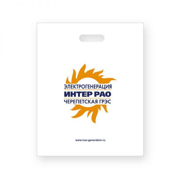 Пластиковые пакеты с логотипом компании 06