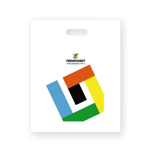 Пластиковые пакеты с логотипом компании 08