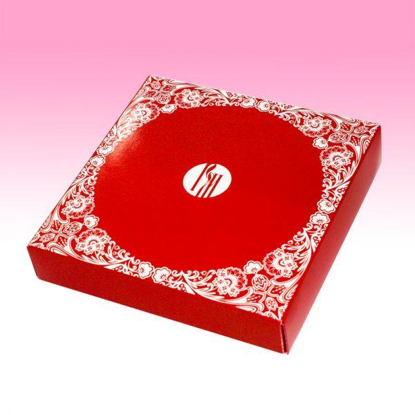 Полиграфия коробки с логотипом 08