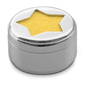 Свеча Звезда с нанесением логотипа