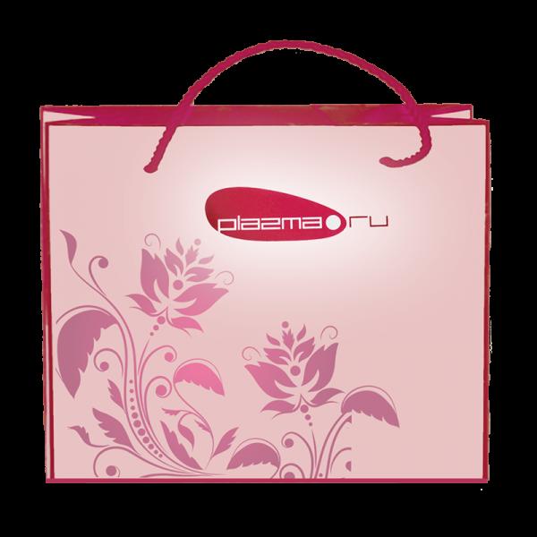 Пакеты с нанесением логотипа компании вариант №18