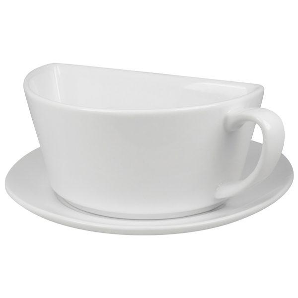 Чайная пара Смайл в подарочной упаковке с логотипом 2