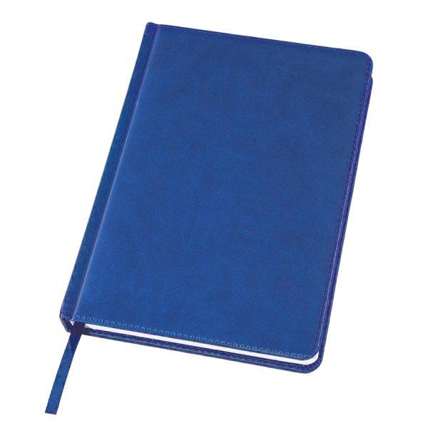 Ежедневник датированный Bliss синий с логотипом