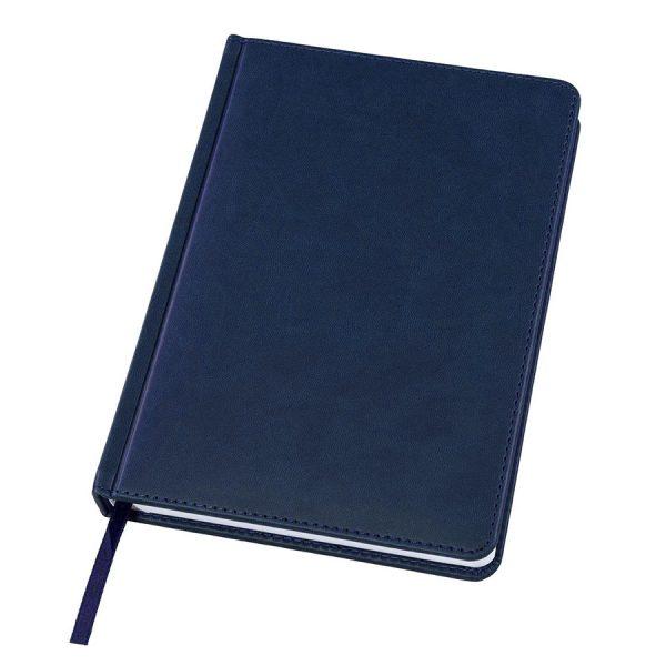Ежедневник датированный Bliss темно-синий с логотипом