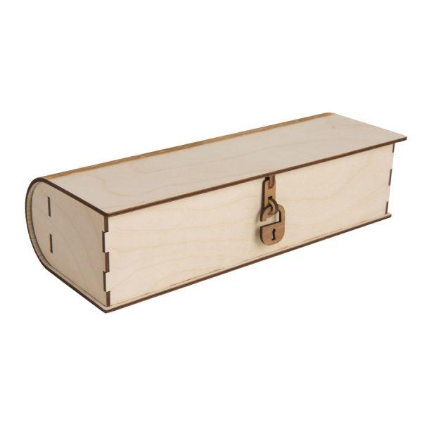 Набор Брусничный с логотипом коробка